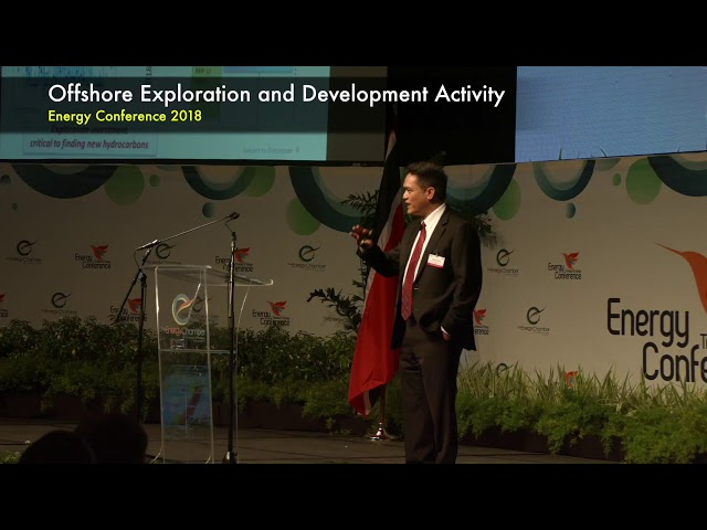Transforming the T&T Natural Gas Industry: Maximising the Value Chain by Mark Loquan (01 of 04)