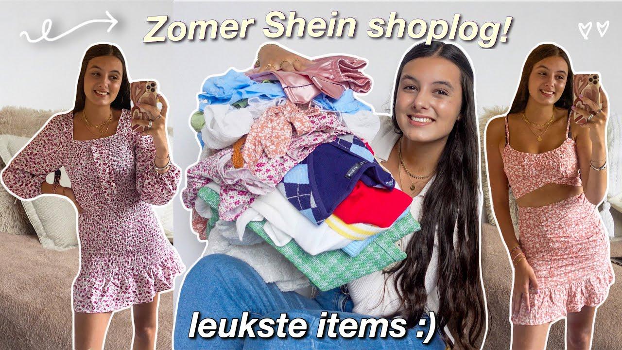 Download MEGA ZOMER SHEIN SHOPLOG!   18 leukste items + kortingscode