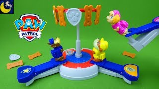 - Paw Patrol Games and Toys Pups In Training Rubble Chase and Skye Fun Game Video for Toddlers Kids