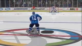 NHL13: Shootout #3: Update and I need your questions, Comrades!