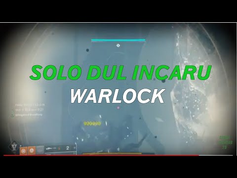 Repeat Solo Dul Incaru Warlock Stormcaller | Destiny 2 by