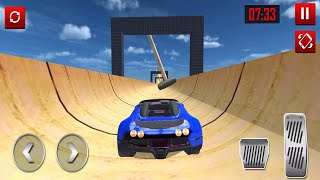 Mega Ramp Car Stunts Racing #5 -  Impossible Tracks 3D Android Gameplay