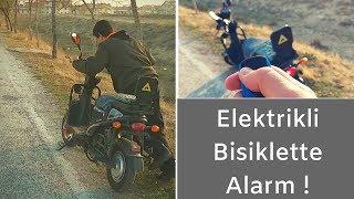 Elektrikli Bisiklete Alarm Taktırılır mı İnceleme