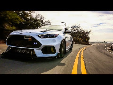 380 WHP Ford Focus RS | The Working Man's Supercar