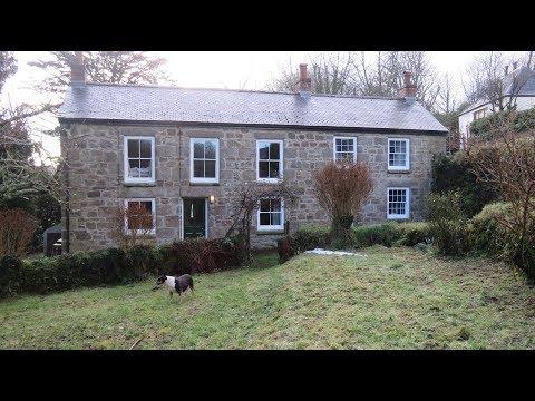 Ruby Retreat Farm House Holiday Home Walk through  Bolenowe Troon Camborne Cornwall TR14 9JA