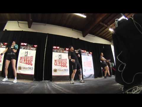 Download Misty Shearer 24kg Long Cycle - 123 reps (Canadian Record)