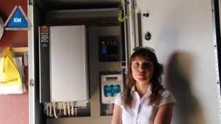 Шкаф управления двигателем(Шкаф управления асинхронными двигателями на 75 кВт с частотным преобразователем Данфос. Экономит до 60% Элек..., 2013-06-11T18:22:45.000Z)