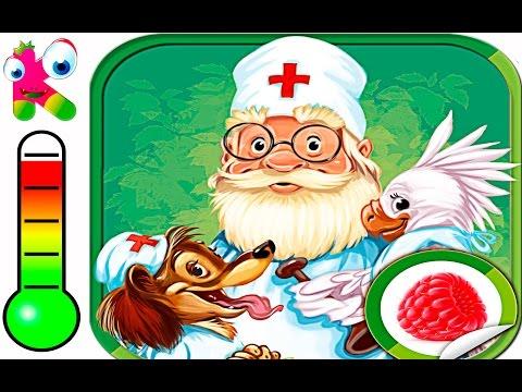 АЙБОЛИТ (Добрый доктор Айболит) | стихи для детей, Чуковский | UKA