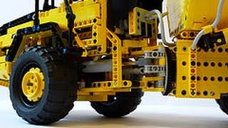 Build a ARTICULATED TRUCK, LEGO, Build your Toys, Building Blocks