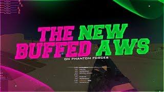 LE NOUVEAU AWS EN ROBLOX PHANTOM FORCES!! (SURPUISSANTE?!)