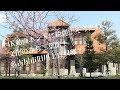 4K動画4K video 風景 文化のみち二葉館 名古屋市旧川上貞奴邸 Culture's Michiba-kan Nagoya-shi Old Kawakami Sadayoshi