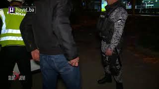 'POLICIJSKA POTJERA U TUZLI: PIJAN, BJEŽEĆI OD POLICIJE PROŠAO KROZ TRI CRVENA SVJETLA'