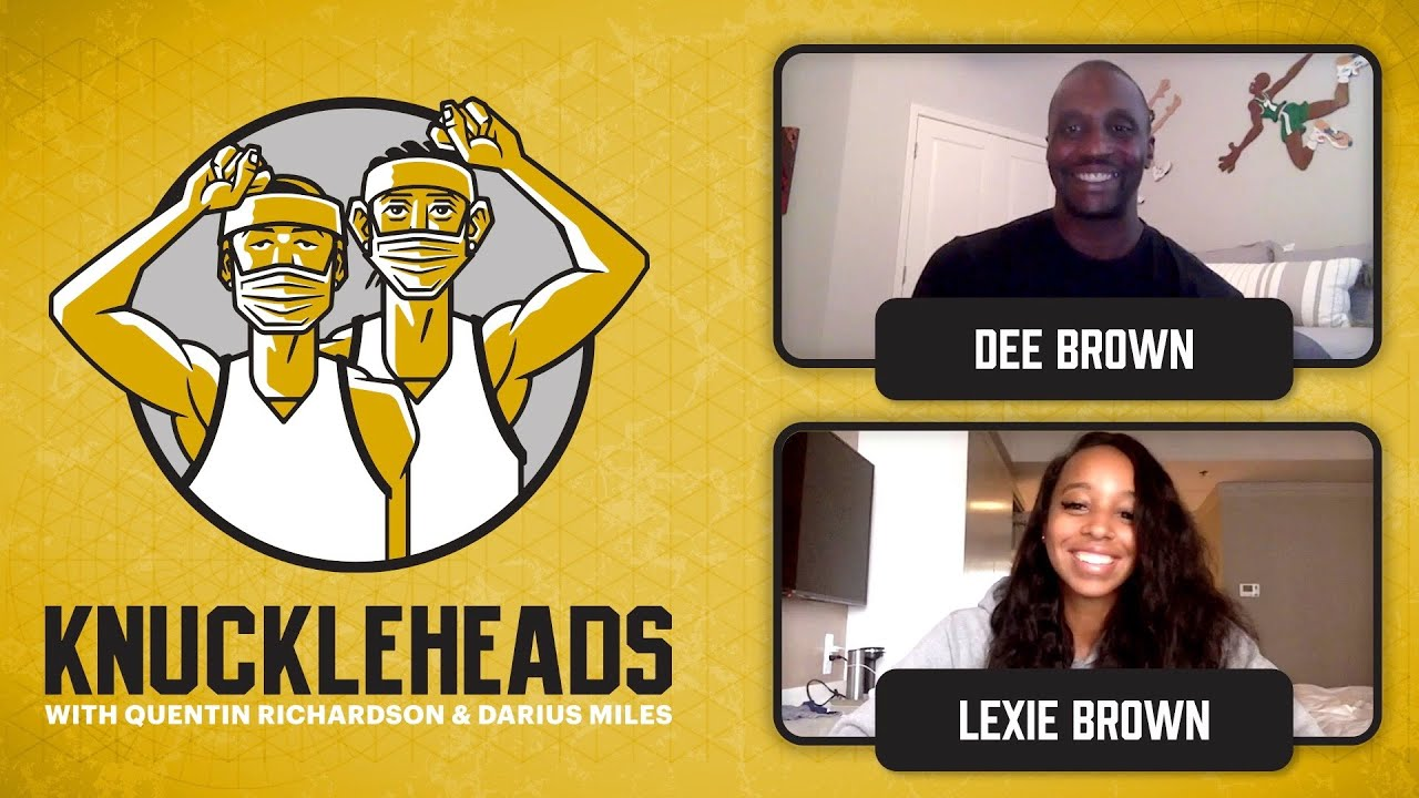 Dee and Lexie Brown Join Q and D | Knuckleheads Quarantine: E15 | The Players' Tribune