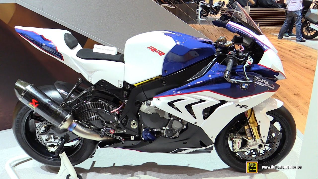 2016 Bmw S1000rr Hp4 Superbike Series Racing Bike Walkaround