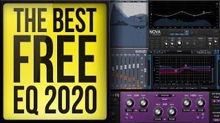 What's the Best FREE EQ Plugin? -  My Top 5 (2020) screenshot 3