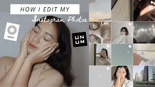 How I Edit My Instagram!! + SPILLING MY TIPS (Chill, Minimalistic Feed) screenshot 5