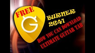 Ultimate Guitar 🎸 Tab (pro) APK is here