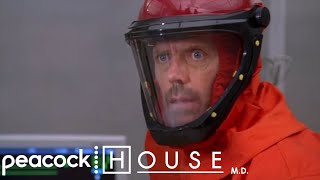 House Locked In A Smallpox Quarantine | House M.D.