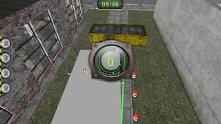 RUSSIAN KAMAZ TRUCK DRIVER (flash game)
