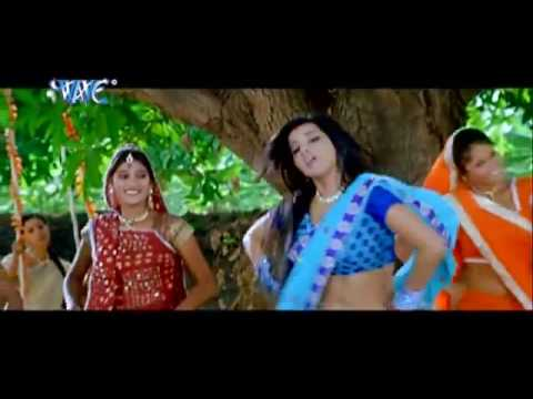 नS अईले सजनवा ऐ हरी   BanarasWali   Monalisa Hot Song   Bhojpuri Movie Hot Songs