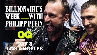 Lomachenko, Rodeo Drive...:  la Billionaire's Week de Philipp Plein - Jour 3  | GQ Originals