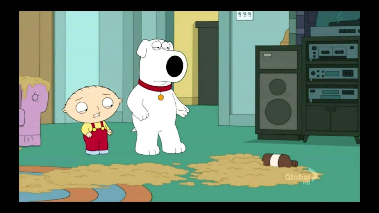 Family Guy: Reverse Vomiting Scene [HD] - YouTube