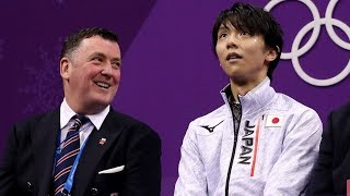 Brian Orser on coaching some of the world's best Olympic figure skaters