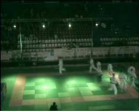 Judo Show memorial Bucci SAKURA Perugia 1°CLASS.