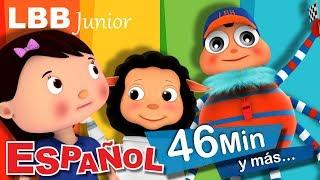 Ganar y perder | Y muchas más canciones infantiles | LBB Junior