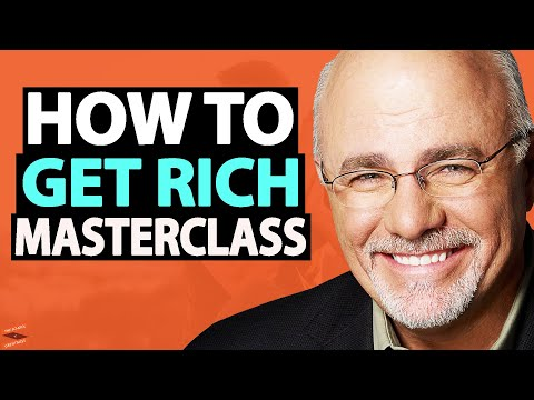 How To Go From BROKE To MILLIONAIRE Explained | Dave Ramsey & Lewis Howes
