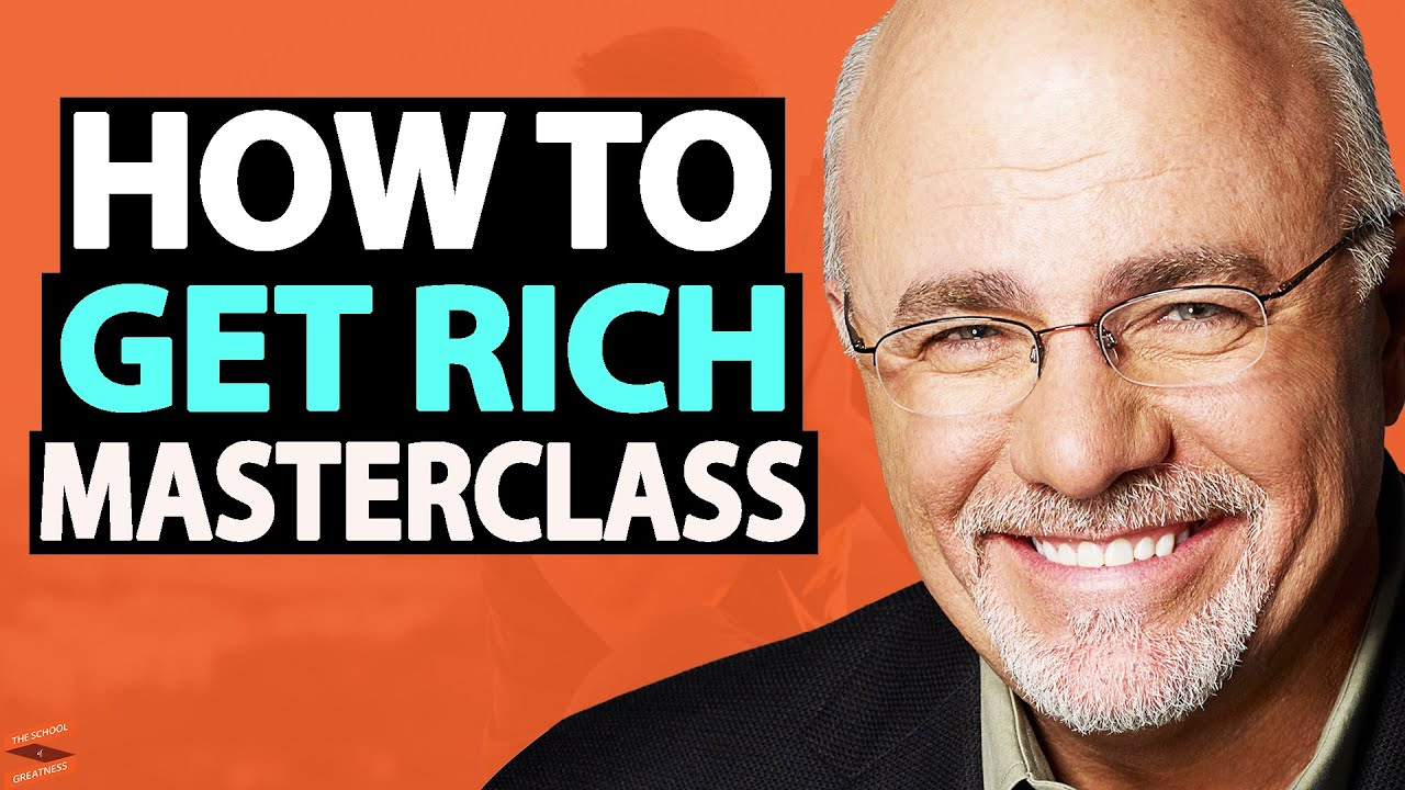 If You Want To Become A Millionaire WATCH THIS! | Dave Ramsey & Lewis Howes