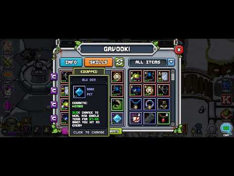 Bit Heroes Explained - Stat points, distributions, cosmetics, and more!