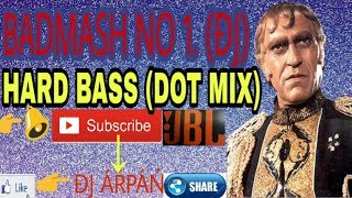 badmas no1 hard dholki mix by dj susovan
