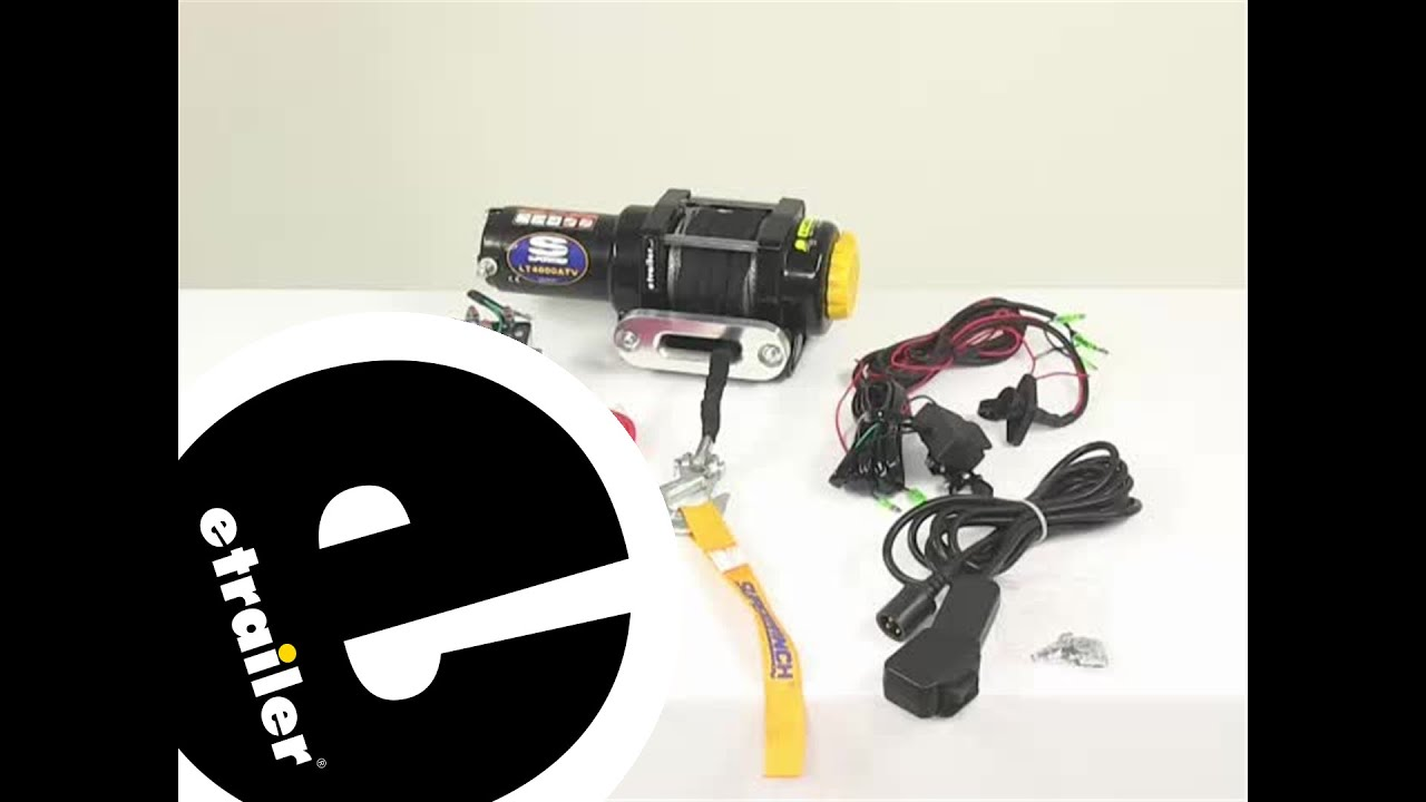 superwinch s4000 wiring diagram superwinch electric winch sw1140230 review etrailer com youtuberh [ 1280 x 720 Pixel ]