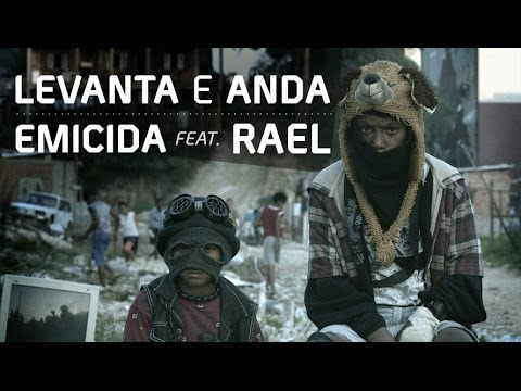 Emicida - Levanta e Anda FIFA 15 Soundtrack (clipe oficial) part. Rael