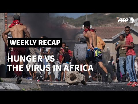 Hunger versus infection: Africa navigates the coronavirus outbreak | AFP