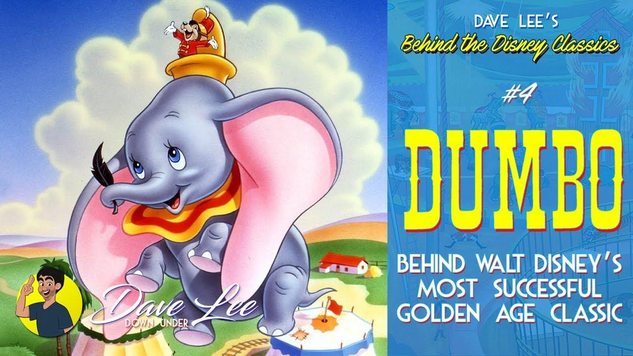 Andersines Album dumbo - behind walt disney's most successful golden age