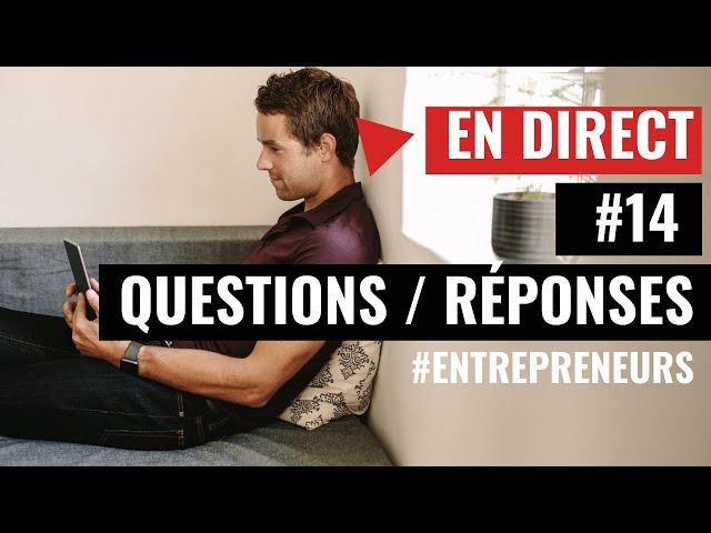[ Live Questions/Réponses ] #14 Expert-Comptable - Cabinet FICO - Grégory PROUVOST