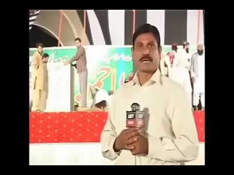PAKISTANI MEDIA ABUSING ON LIVE TV