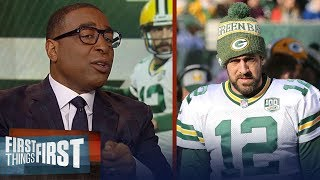 Cris Carter on how Aaron Rodgers and Matt LaFleur can work in Green Bay | NFL | FIRST THINGS FIRST