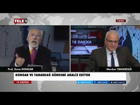 18 Dakika - Merdan Yanardağ & Emre Kongar (27 Kasım 2017) | Tele1 TV