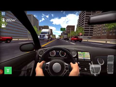 Racing Game Car - A Nice Car Simulator For Android