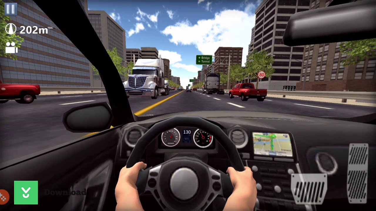 racing game car a nice car simulator for android youtube. Black Bedroom Furniture Sets. Home Design Ideas