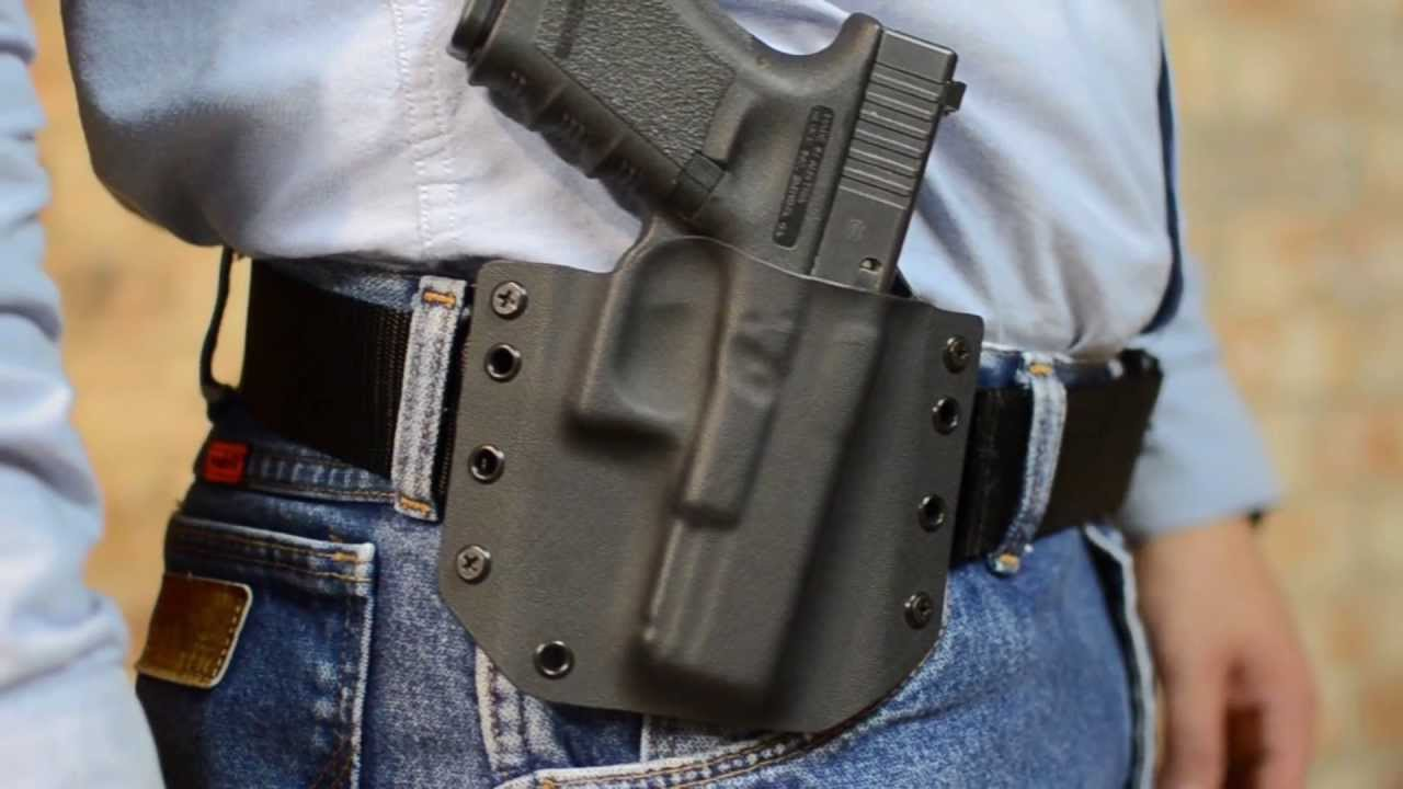 Glock 19/23 Kydex holster, Xtreme Concealment