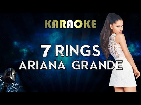 Ariana Grande - 7 rings Karaoke Instrumental