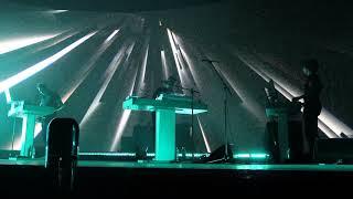 Last I heard (..He was Circling the Drain) - Thom Yorke, 2-jul-2019, Palladium Koln