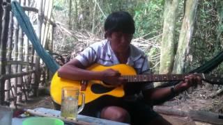 Guitar Solo Giã Từ (nhạc rừng)
