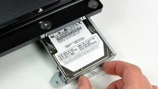 Easiest PS3 Slim Hard Drive (HDD) Upgrade!