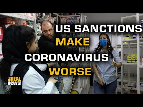 US Sanctions Undermine Coronavirus Response In Iran and Venezuela