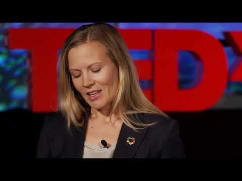 Investing in renewable energy in developing countries | Heidi Finskas | TEDxSkift